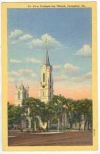 First Presbyterian Church, Columbus, Georgia, 1930-40s