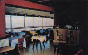 Haiti Port-au-Prince Le Perchoir Restaurant Main Dining Room