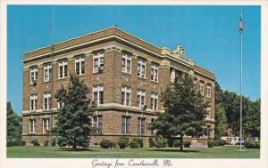 Court house , PEMISCOT , Missouri , 50-60s