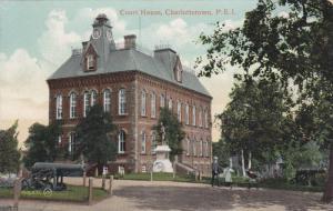 Exterior, Court House,Charlottetown,Prince Edward Island,Canada,00-10s