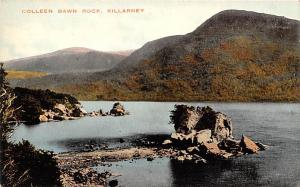 Killarney Ireland Colleen Bawn Rock Killarney Colleen Bawn Rock