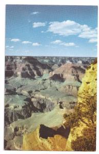 Grand Canyon Near Hopi Point Fred Harvey Chrome
