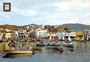 Spain Port de Llansa (Costa Brava) Partial view, vue partielle