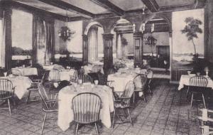 Dining Room, Andover Inn, Andover, Massachusetts, 1900-1910s