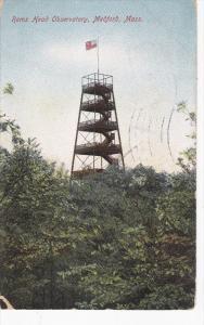 Rams Head Observatory, MEDFORD, Massachusetts, PU-1907