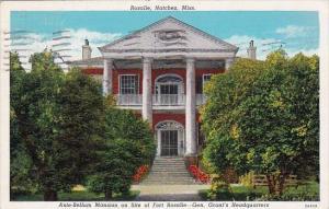 Rosalie Natchez Missouri 1940