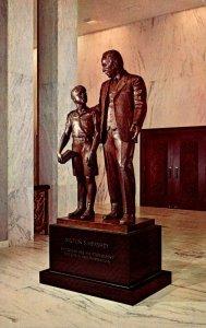 Pennsylvania Hershey Milton S Hershey Statue Milton Hershey School