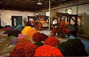 North Carolina Asheville Biltmore Industries Hand Operated Looms