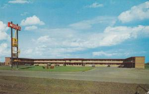 Street View, 1 & 10 Motel, Junection of Highways No. 1 and No. 10, Brandon, M...