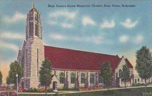 Nebraska Boys Town Boys Towns Dowd Memorial Chapel