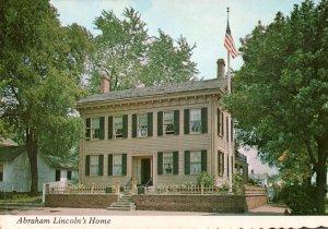 Abraham Lincoln's Home,Springfiled,IL BIN