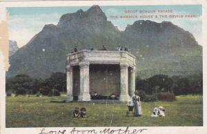 Groot Schuur Estate, The Summer House & The Devils Peak, Cape Colony, South A...