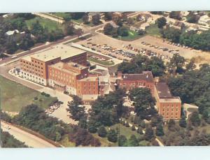 Pre-1980 HOSPITAL SCENE Spring Valley - Near Lasalle & Oglesby & Ottawa IL W2577