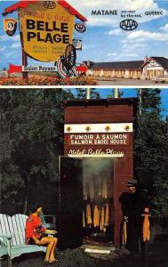 Quebec Matane-sur-mer   Motel-Hotel Belle Plage