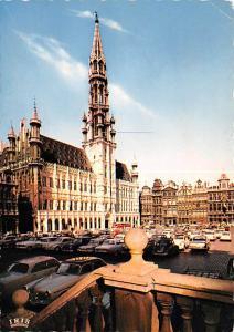 Brussels Belgium, Belgique, Belgie, Belgien Town Hall Brussels Town Hall