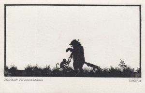 DIEFENBACH : Fantasy Silhouette , 00-10s ; Teiblid 13