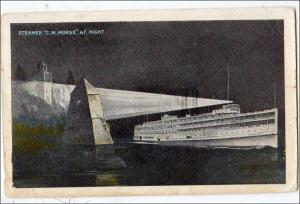 Steamer C.W. Morse - Hudson Navigation Co