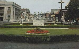 War Memorial, Charlottetown, Prince Edward Island, Canada, 1940-1960s
