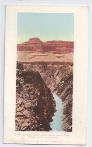 Granite Gorge from Angel Trail Grand Canyon AZ 1902