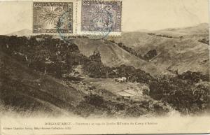 madagascar, DIEGO-SUAREZ, Jardin Militaire du Camp d'Ambre (1910s) Postcard