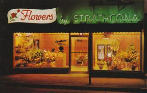 Canada Strathcona Flower Company Vancouver British Columbia