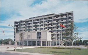 New City Hall , OTTAWA , Ontario , Canada , 50s-60s