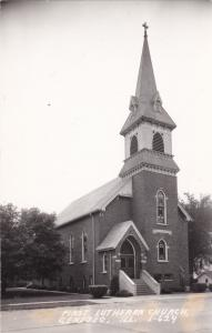 RP, GENESEO ,  Illinois, 1930-1940s ; First Lutheran Church Version-2