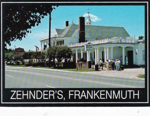 Michigan Frankenmuth Zehnder's Restaurant