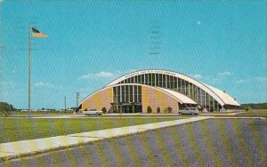 Maryland Salisburt Wicomico Youth & Civic Center 1967