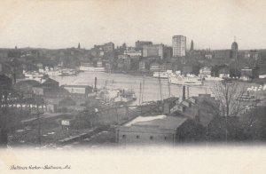 BALTIMORE , Maryland , 1901-07 ; Harbor