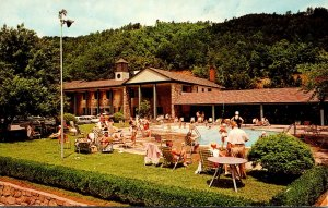 Tennessee Gatlinburg The Riverside Hotel 1960