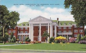 Mississippi Biloxi The Biloxi Hotel 1951