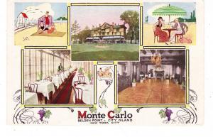 BRONX CITY ISLAND BELDEN POINT MONTE CARLO CASINO MULTI-VIEW ADVERTISING, NYC