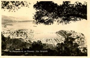 Monaco - Monte Carlo, General View - RPPC