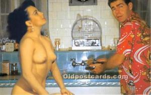 Reproduction Nude Postcard Unused