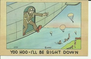 Comic- Yoo Hoo, I'll Be Right Down