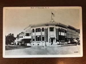 Bank of Gowanda, Gowanda, New York NYD10