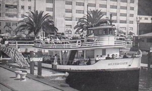 California San Diego Excusion Boat Silvergate Daily Trips On San Diego Bay Fo...