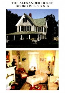 Maryland Princess Anne The Alexander House Booklovers Bed & Breakfast