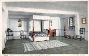 B56229 Paul Revere Chamber House Boston Mass   usa