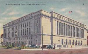 Ohio Cincinnati Hamilton County Court House