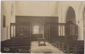 RP: Saint Peters Church , WOOTEN HAUSER , Warwickshire , UK , 00-10s ; Interior