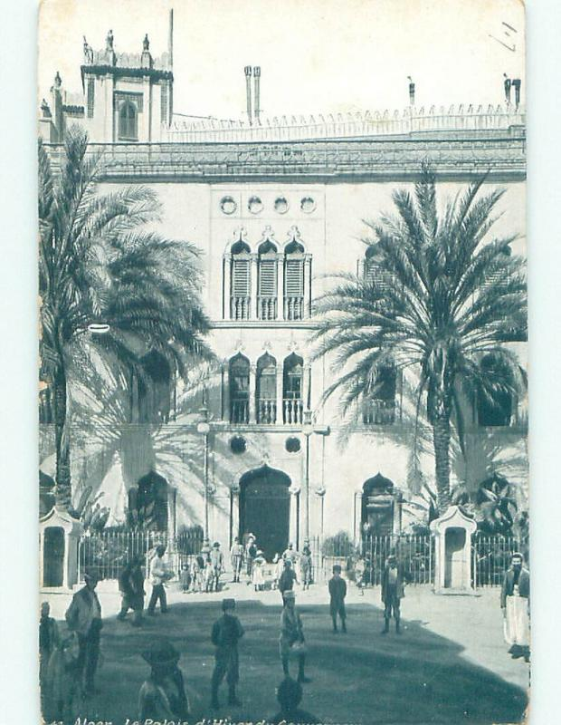 Divided-Back NICE VIEW Alger - Algiers Algeria i4547