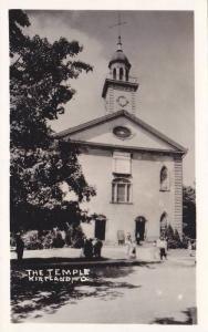 RP, The Temple, Kirtland, Ohio, 1920-1940s