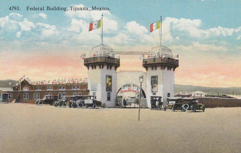 TIJUANA , Mexico , 00-10s ; Federal Building
