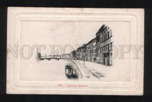 058526 ITALY Pisa Lung Arno Mediceo Vintage PC