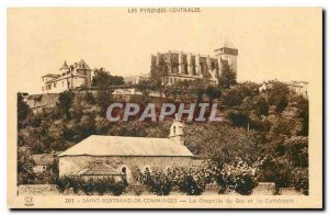 Old Postcard Central Pyrenees St. Bertrand de Comminges The Chapel of the Net...
