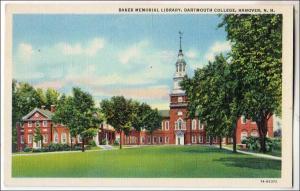 Baker Memorial Library, Dartsmouth College, Hanover NH