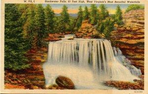 WV - Blackwater Falls