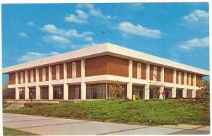Administration Building, Rockingham County Community College, Wentworth, Nort...